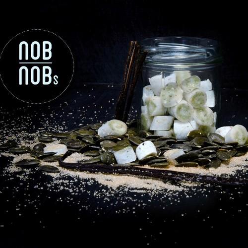 geröstete Kürbiskern Bonbons Zuckerl aus Zuckerlmanufaktur NobNob´s in Wien