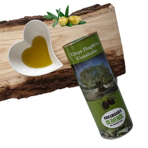 Griechisches Olivenöl 1 Liter Dose