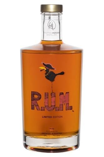 Herzogdestillerie - Rum 40% limited Edition- Edelbrand Flasche 0,7L