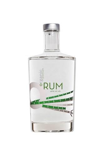Bio Rum Premium White 40% Vol. - 700 ml
