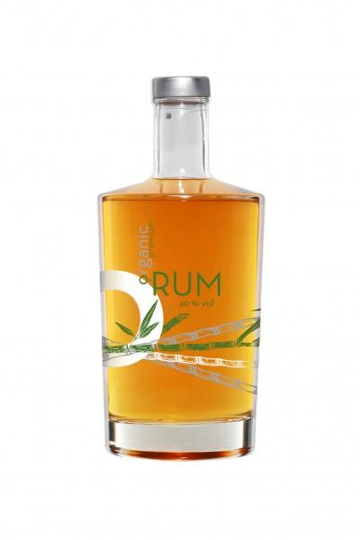 Farthofer BIO Premium Organic Rum Gold 0,7L 40% Vol. Edelbrand Österreich