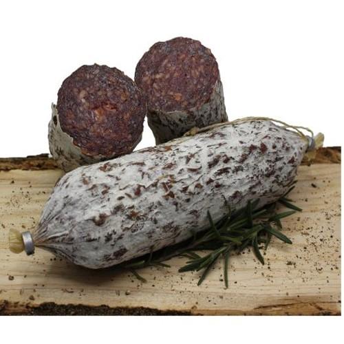 Salami aus Österreich BIO Aberdeen Angus Wurstwaren Hartwurst Innviertel