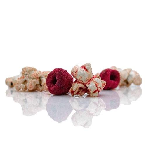 Bio Himbeer Popcorn