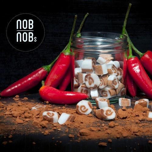 Kakao & Chili Bonbons Zuckerl aus Zuckerl Hersteller NobNob´s in Wien