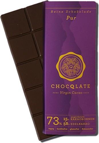 Reine Bio Schokolade PURE / CHOQULATE / Naschkiste