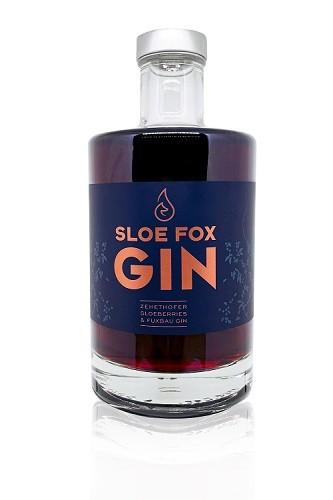 Sloe Gin / 500 ml / Naschkiste