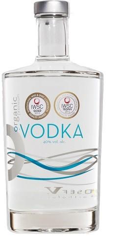 Bio Vodka Premium Organic 40% Vol. - 700 ml- Weltbester Wodka