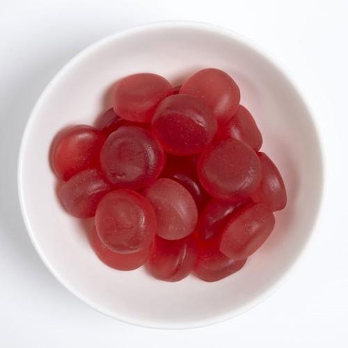 Erdbeerlimes - Cocktail Fruchtgummi mit 11% Alkohol