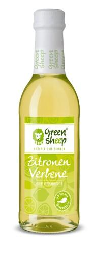 Verdünnsaft Zitronen Verbene 100% natürlicher Sirup aus Österreich Green Sheep Handerlesen