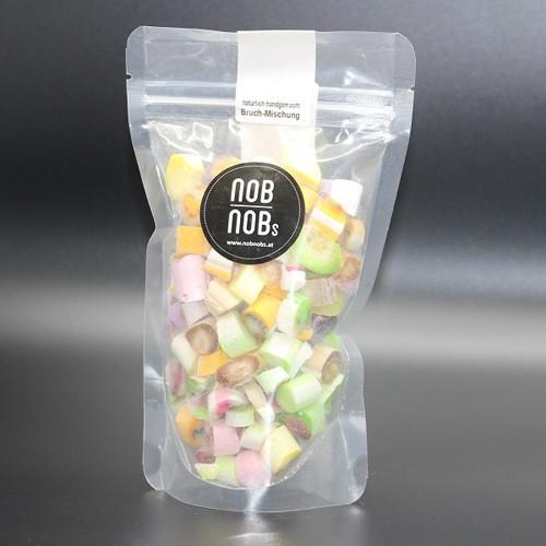 Bunte Bruch Mischung Bonbons Zuckerl aus Zuckerlmanufaktur NobNob´s in Wien
